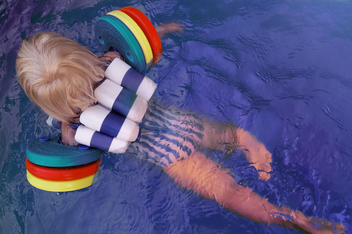 Schwimmbad-Vakuum-Haken